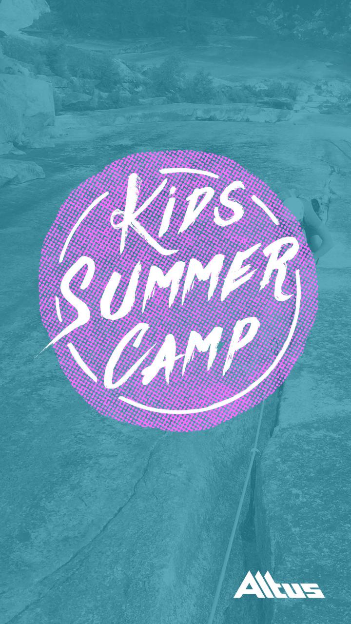 Summer Kids Camp - 8 day