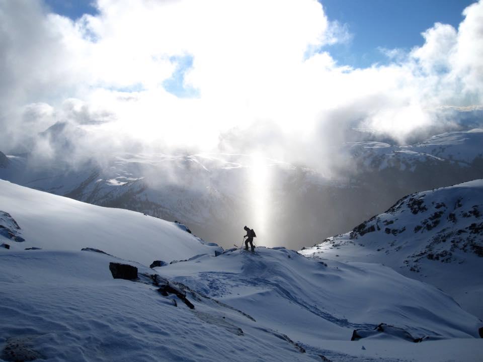 Glacier Travel and Crevasse Rescue- Winter