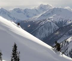 Whitecap Alpine - Ski Touring Lodge Trip Feb 7 - 10