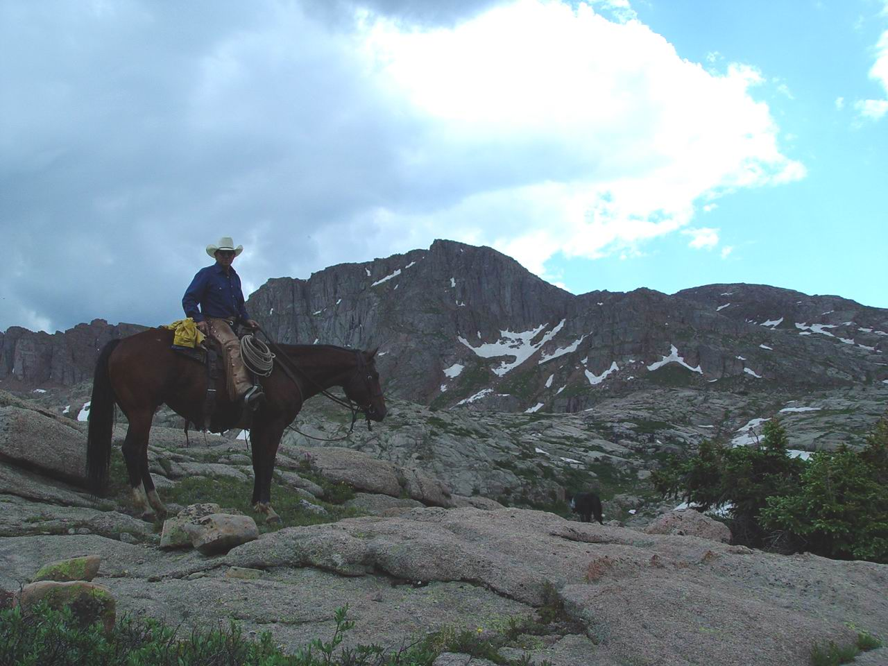 Craig Cameron Backcountry Horsemanship Clinic