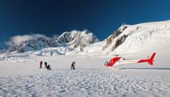 Glacier Helicopter Flight