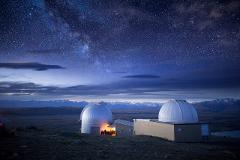 Stargazing Mt John Night-time Observatory Tour