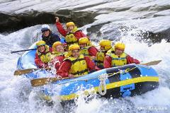 White Water Rafting Queenstown