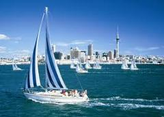 America's Cup Sailing Experience - April