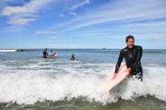 Surf lesson Westport