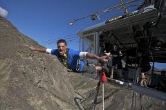 Nevis Highwire Bungy (134 meters)