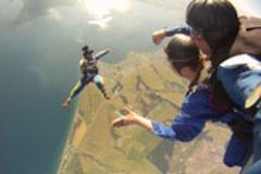 Taupo Skydiving - April