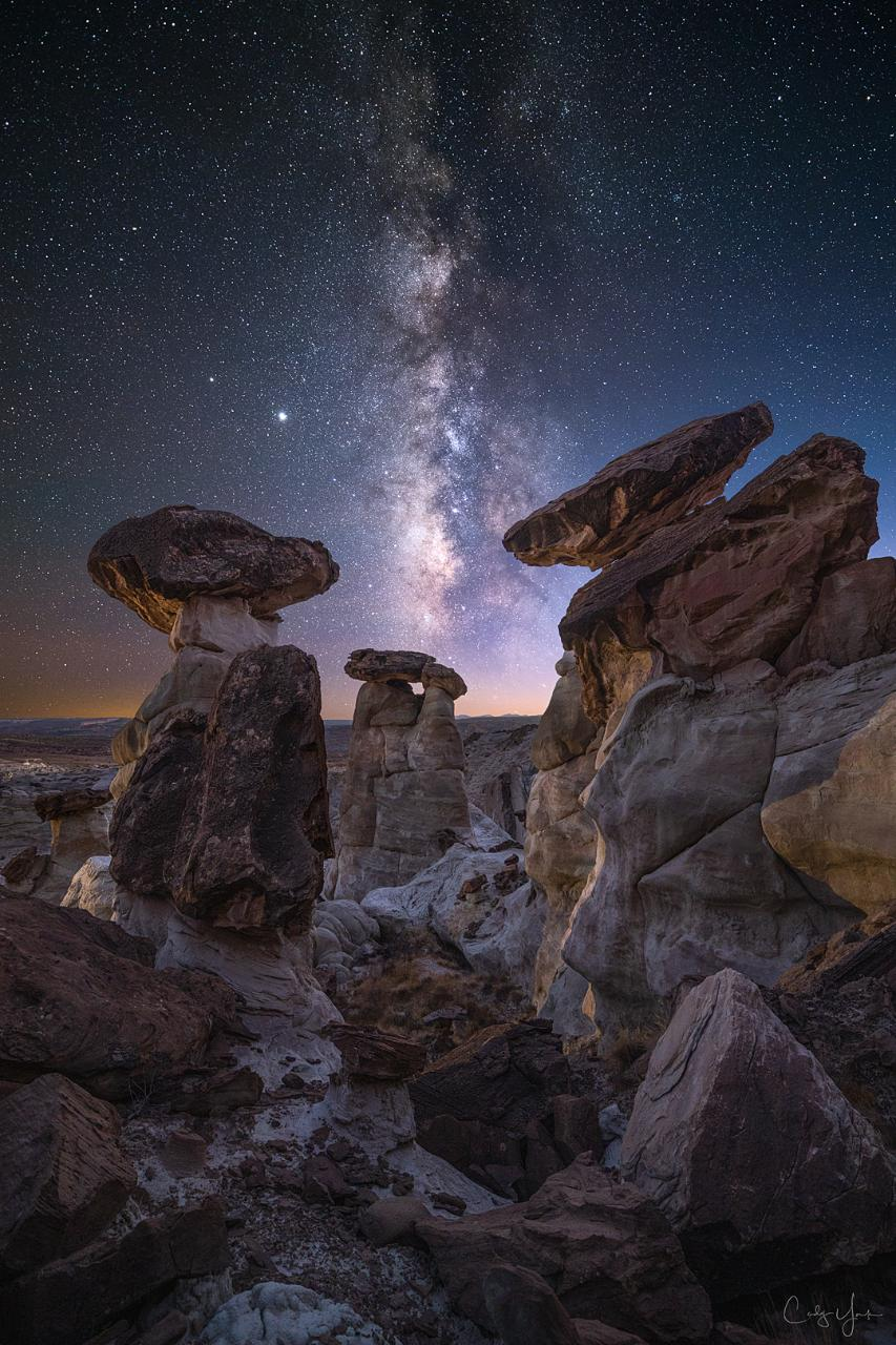 Great Chamber Milky Way Workshop with Cody York