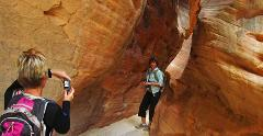 Slot Canyon Photography Bonanza Tour