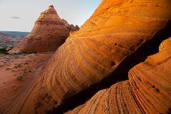 Amazing Sandstone Teepees