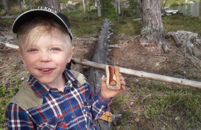 Höstlovsäventyr på Fröå Lägret