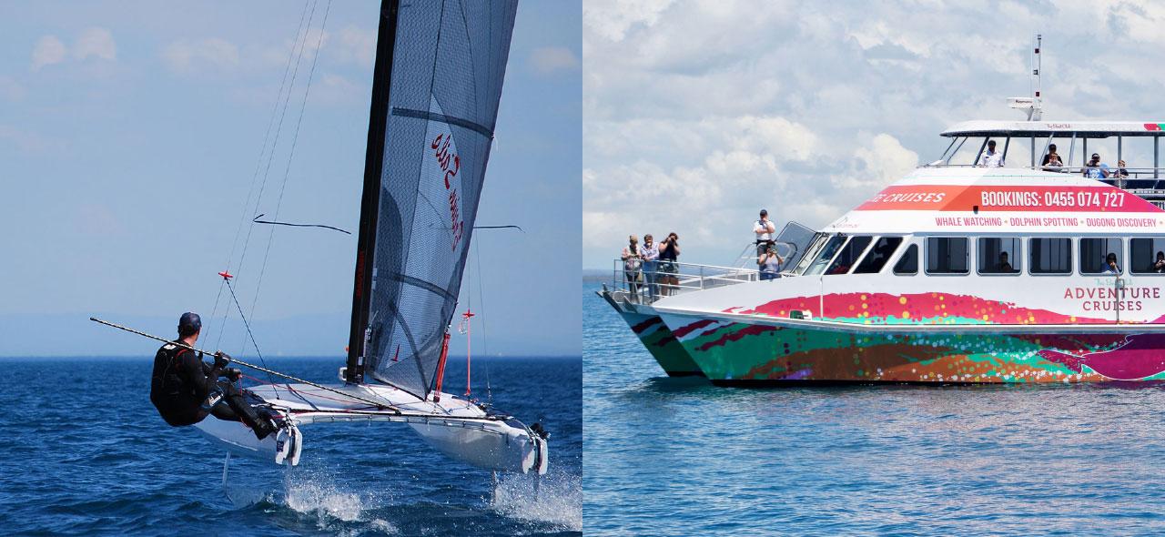 A-Cat World Sailing Championship Cruise