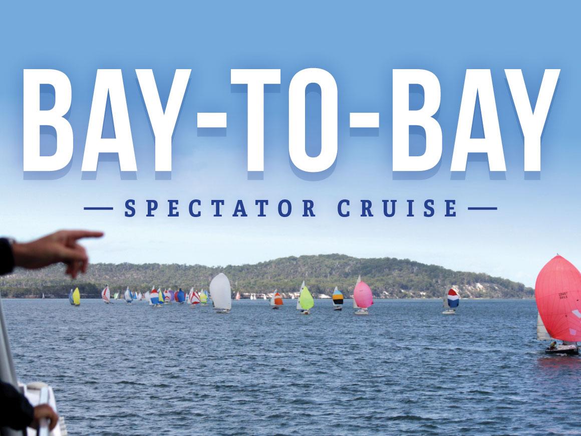 Bay-to-Bay Yacht Race Spectator