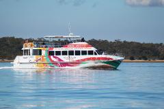 Sandy Straits Scenic Cruise