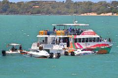 Super Boat Championship Cruise