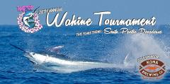 21st Annual Huggo's Wahine Fishing Tournament - July 30th, 2016