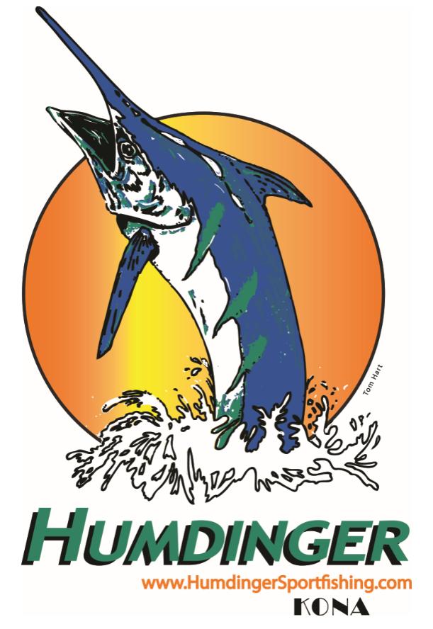 Humdinger Sportfishing - Short Sleeve T-Shirt - Size Extra Large