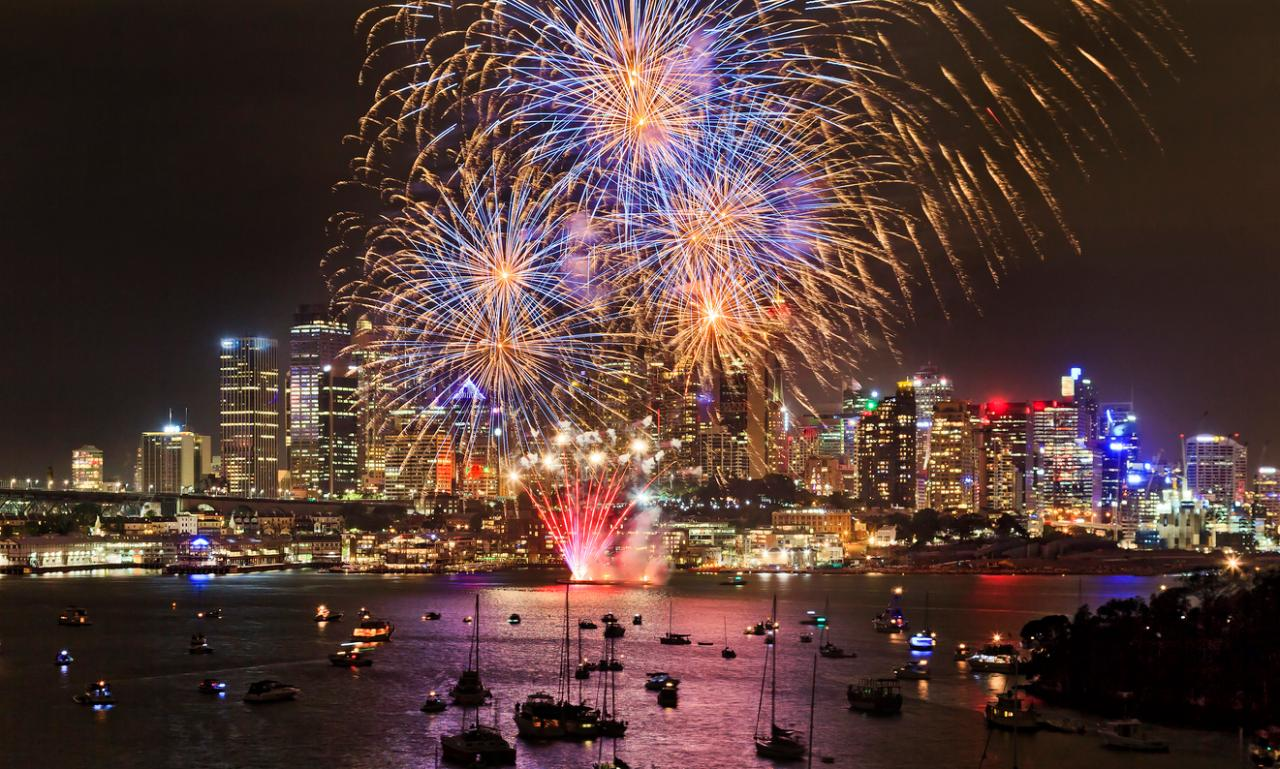 NEW YEARS EVE - VIP PRIVATE CHARTER (5.00pm - 1.00am)