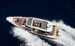 VIP SPORTS CRUISER, PRIVATE CHARTER - HALF DAY