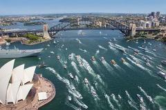 AUSTRALIA DAY - VIP PRIVATE CHARTER