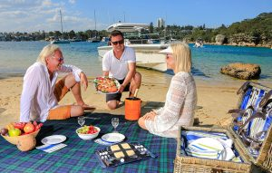 Private Boat Cruise and Island Picnic Lunch