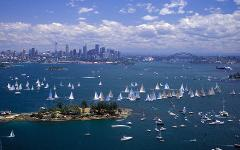 SYDNEY TO HOBART RACE & CRUISE