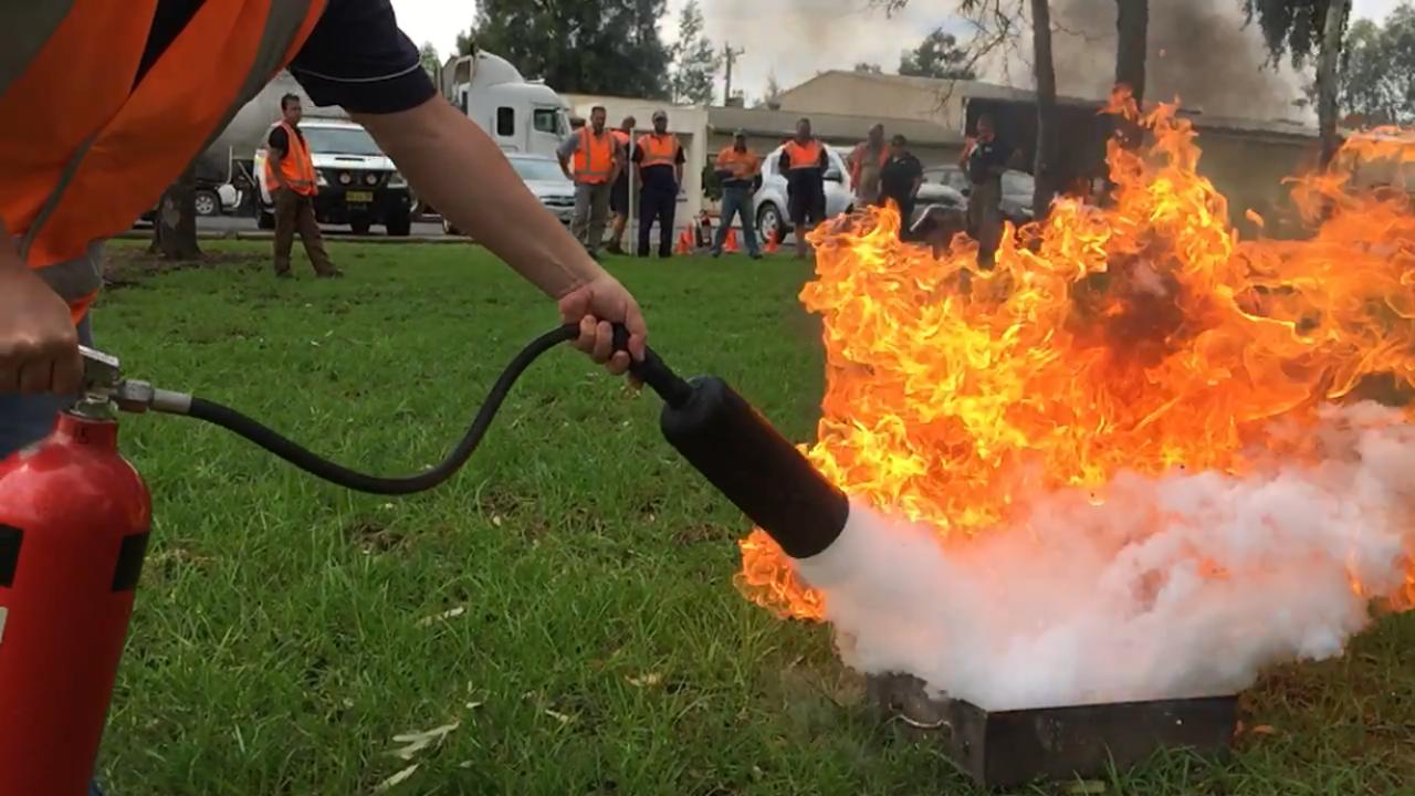 1.5 Fire Equipment Course