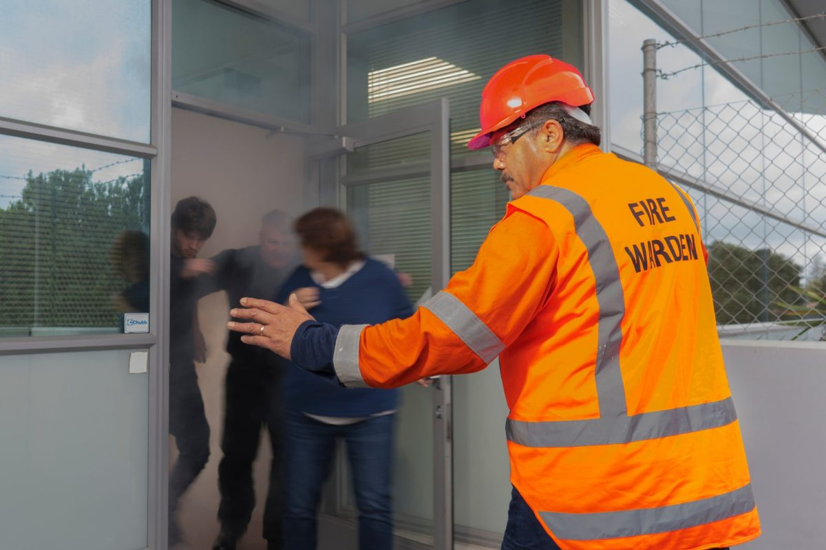 PUAWER002B Ensure Workplace Emergency Prevention Procedures, Systems and Processes are Implemented