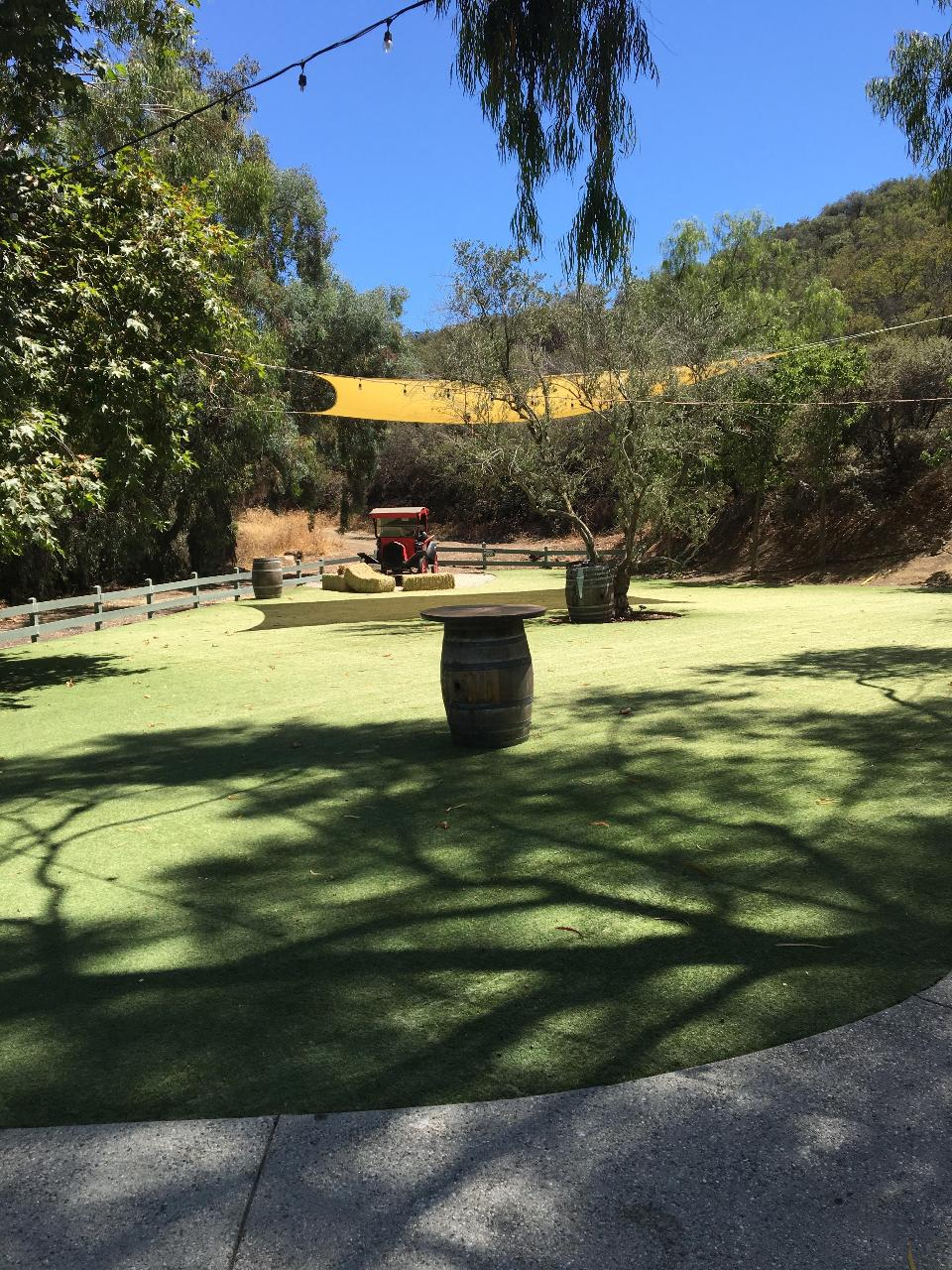 all day backyard space 15 people and up malibu wines reservations