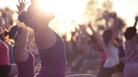 Malibu Yoga & Mimosas