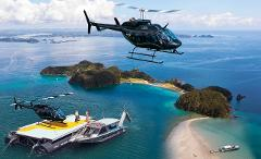 Heli Cruise Island Escape