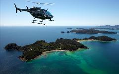 Scenic Helicopter Flight Coastal Discovery