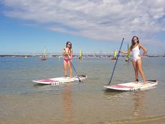 Couples SUP Adventure