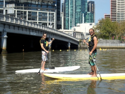 Yarra River SUP Tour