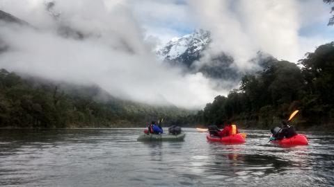 Fiordland Explorer 6 days