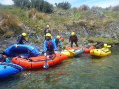 Packrafting Crash Course ( Beginner & Intermediate )