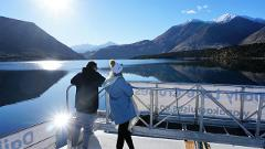 Lake Wanaka Cruises - STEVENSONS ISLAND CRUISE & NATURE WALK