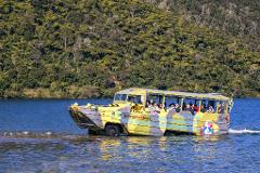 Rotorua Duck  City and Lakes Tour