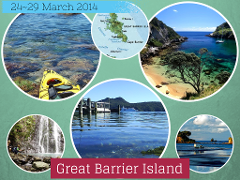 Great Barrier Island Tour 2018