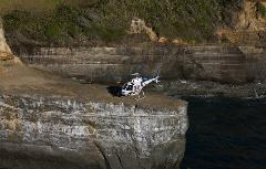 White Cliffs Beach Tour - Helicopter Flight