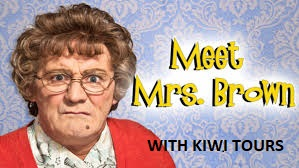 Mrs Browns Boys - Saturday  10/Sunday 11 March  2018