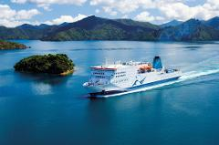 Interislander Cook Strait Ferry Wellington - Picton (Peak Time, 1 December - 31 March)