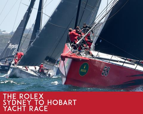 """SYDNEY TO HOBART YACHT RACE 2017  """"BOXING DAY"""""""