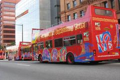 3-DAY HOP ON HOP OFF CITY TOUR