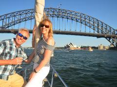 Private Twilight Charter (BYO) - Sydney
