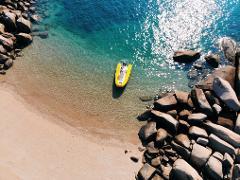 The Beach Club Skippered Boat Hire