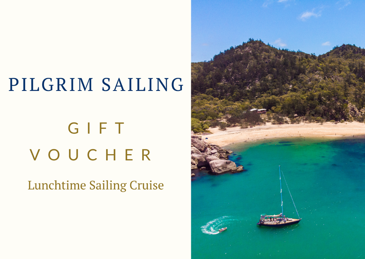 Gift Voucher for Lunchtime Sailing Cruise