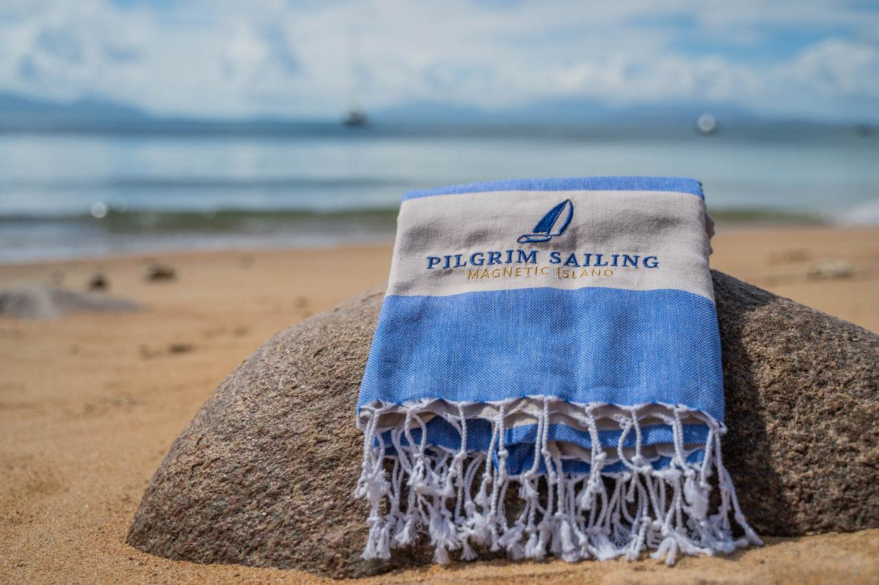 Pilgrim Sailing Luxury Turkish Towel