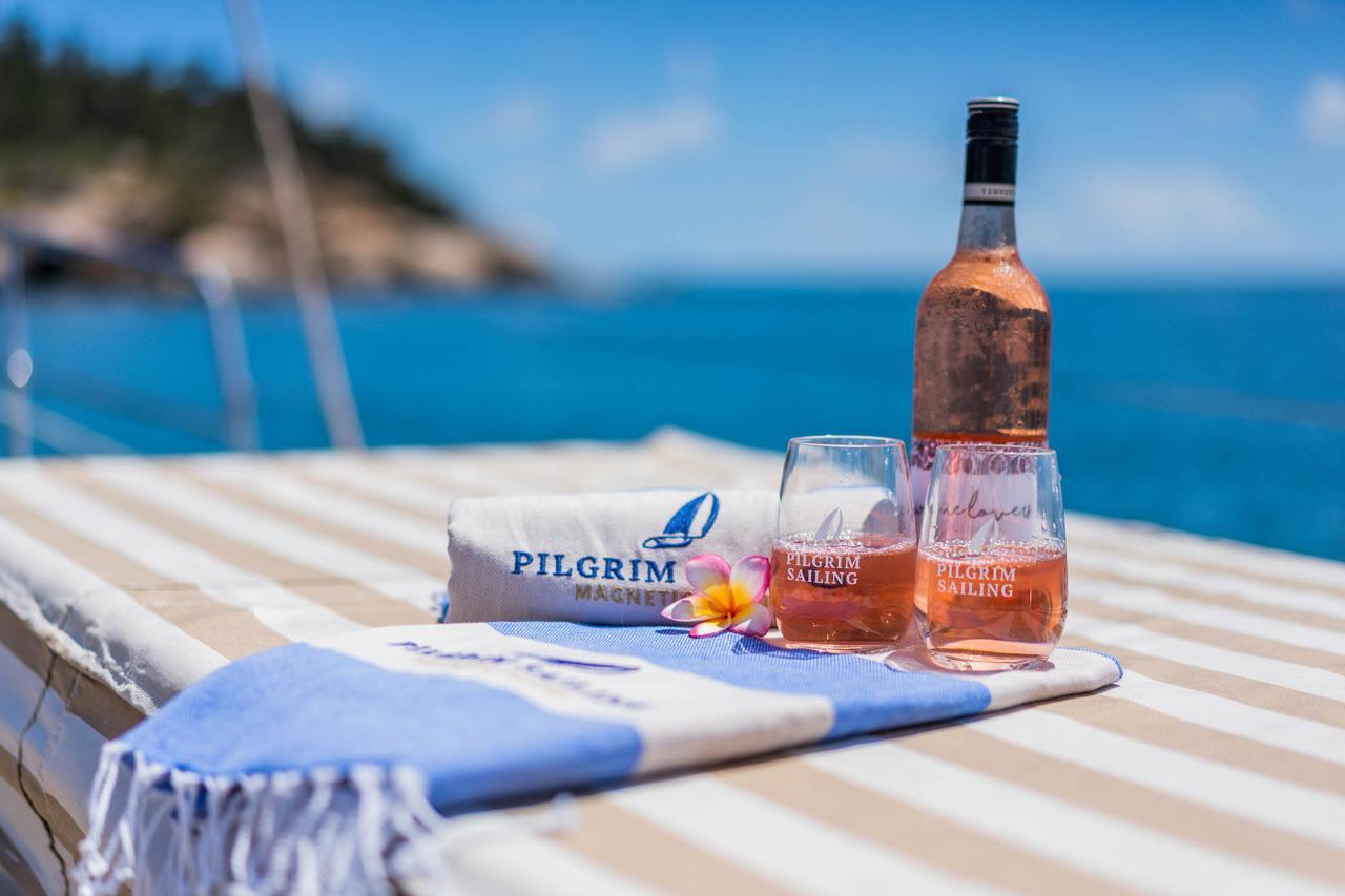 Pilgrim Sailing Wine Glasses