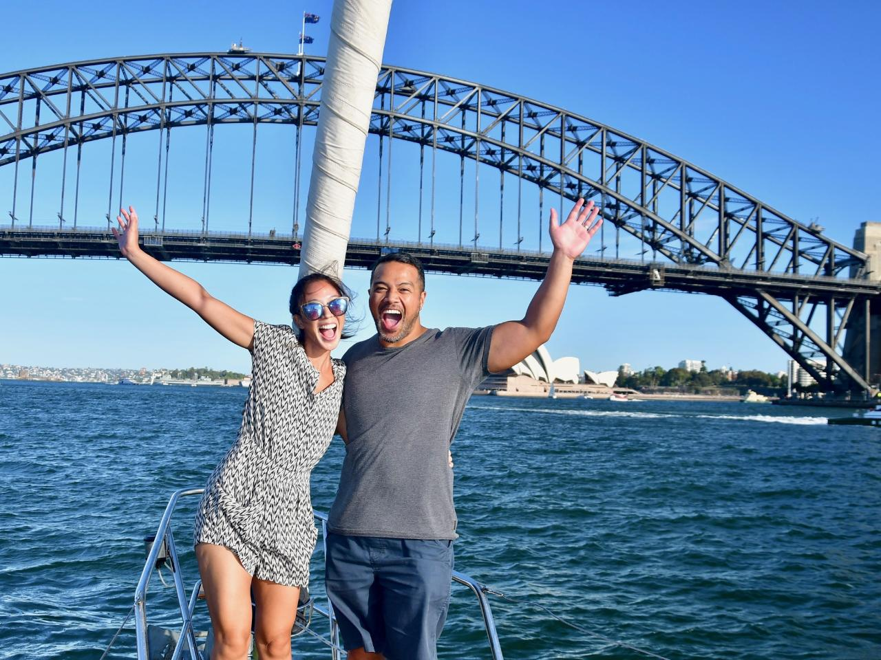#Sip&Sail Twilight Cruise - Sydney Harbour